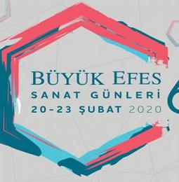 6. Büyük Efes Sanat Günleri 2020