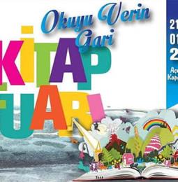 Nazilli Kitap Fuarı 21 Şubat'ta Kapılarını Açıyor