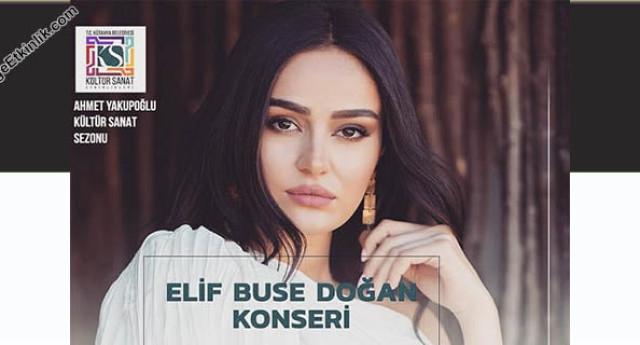 Elif Buse Doğan 28 Şubat Kütahya Konseri