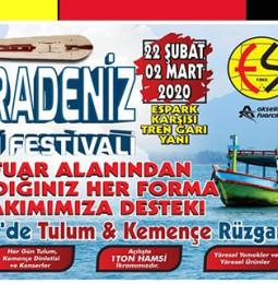 Eskişehir Hamsi Festivali 2020