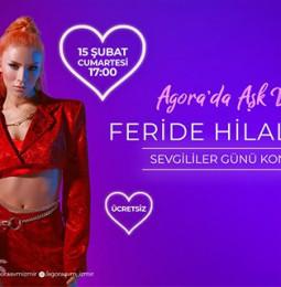Feride Hilal Akın İzmir Konseri – 15 Şubat 2020