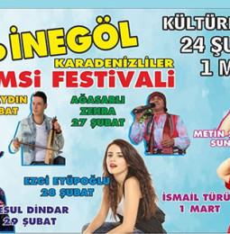 İnegöl Hamsi Festivali 2020