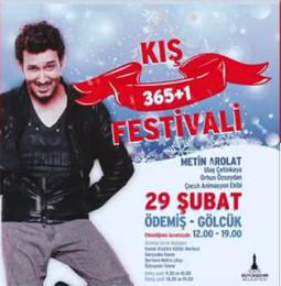 Metin Arolat İzmir Konseri ve Kış Festivali – 29 Şubat 2020