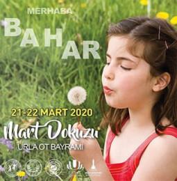 Mart Dokuzu Urla Ot Bayramı 2020