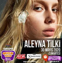 Aleyna Tilki Konya Konseri – 30 Mayıs 2020