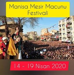 480. Manisa Mesir Macunu Festivali 2020