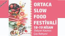 Ortaca Slow Food Festivali 2020