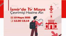 İzmir, 19 Mayıs'ta Çevrimiçi Hazine Avı'na Hazırlanıyor
