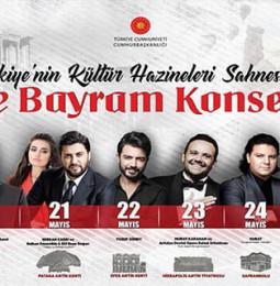 Türkiye'nin Kültür Hazineleri Evde Bayram Konserleri