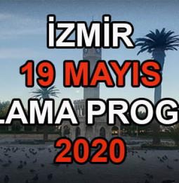 İzmir 19 Mayıs Kutlama Programı 2020