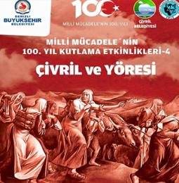Denizli Çivril – Milli Mücadele'nin 100. Yıl Kutlama Etkinlikleri 2020