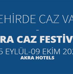 3. Uluslararası Antalya Akra Caz Festivali 2020