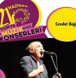Cevdet Bağca 21 Haziran'da İzmir'de Konser Verecek!