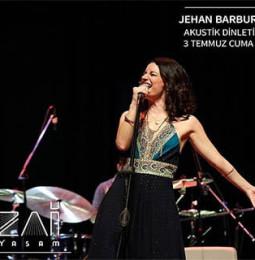 Jehan Barbur Zai Yaşam Dinletisi – 3 Temmuz 2020