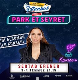 Sertab Erener Park Et Seyret Konserleri – 03/04 Temmuz 2020