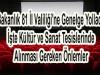 Bakanlık 81 İl Valiliği'ne Genelge Yolladı: İşte Kültür ve Sanat Tesislerinde Alınması Gereken Önlemler