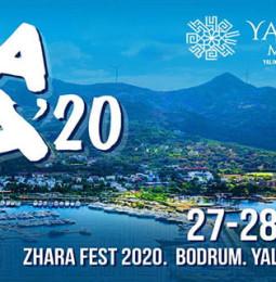 Zhara Music Festival – 27/28 Ağustos 2020