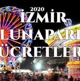 İzmir Lunapark Bilet Fiyatları 2020