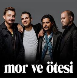 Mor ve Ötesi İzmir Kültürpark Açıkhava Konseri 23 Eylül'de!