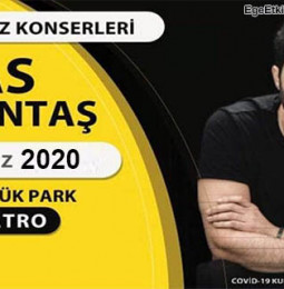 İlyas Yalçıntaş 8 Temmuz Ayvalık Konseri
