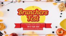 2. Antalya Kahvaltı Festivali (Brunchers Fest) – 9/12 Eylül 2020