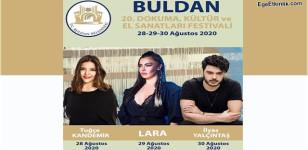 20.Buldan Dokuma Kültür ve El Sanatları Festivali 2020