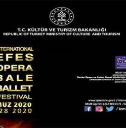 3. Uluslararası Efes Opera ve Bale Festivali 2020