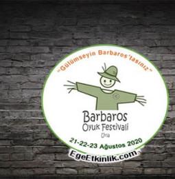 5. Barbaros Oyuk Festivali – 21/23 Ağustos 2020