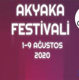 Muğla Akyaka Festivali – 01/09 Ağustos 2020