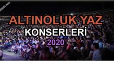 Altınoluk Açıkhava Yaz Konserleri 2020