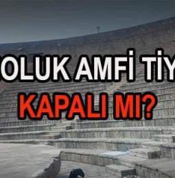Altınoluk Amfi Tiyatro Kapalı Mı?