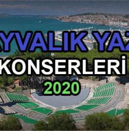 Ayvalık Açıkhava Yaz Konserleri 2020