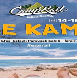 CampRail Ege Kampı – 14/16 Ağustos 2020