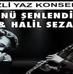 Hüsnü Şenlendirici ve Halil Sezai Denizli Konseri – 17 Temmuz 2020