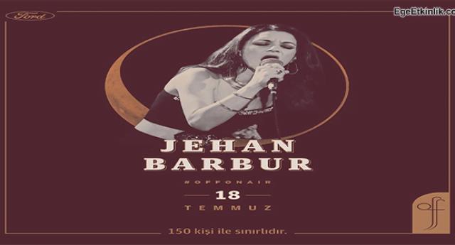 Jehan Barbur Bodrum Konseri – 18 Temmuz 2020