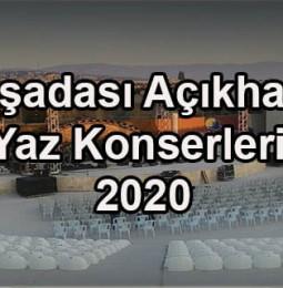 Kuşadası Açıkhava Yaz Konserleri 2020