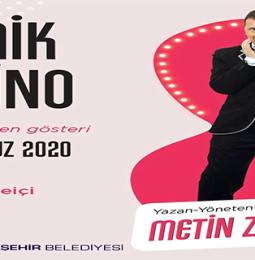 Metin Zakoğlu ile Komik Gazino Sığacık Kalesi'nde – 30 Temmuz 2020 (Ücretsiz)