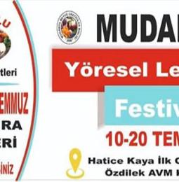 Mudanya Yöresel Lezzetler Festivali – 10/20 Temmuz 2020
