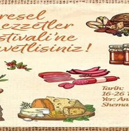 Antalya She Mall AVM Lezzetler Festivali – 16/26 Temmuz 2020
