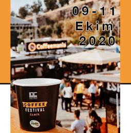 İzmir Coffee Festival 2020