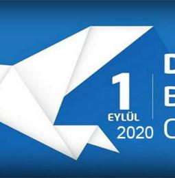 1 Eylül Dünya Barış Günü Etkinlikleri 2020