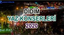 Didim Yaz Konserleri 2020