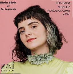 Eda Baba Bodrum Konseri – 14 Ağustos 2020