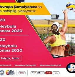 Efes-Avrupa Plaj Voleybolu Şampiyonası 2020