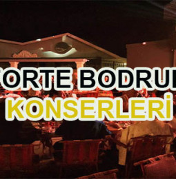 Forte Bodrum Konserleri 2020