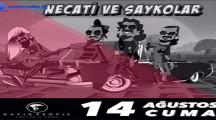 Necati ve Saykolar Forum Aydın Konseri – 14 Ağustos 2020