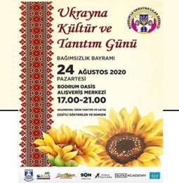 Bodrum Ukrayna Kültür ve Tanıtım Günü 2020