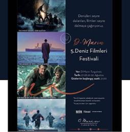 Bodrum D-Marin Deniz Fimleri Festivali 2020