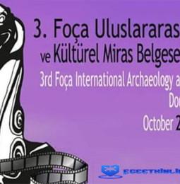 3. Foça Uluslararası Arkeoloji ve Film Günleri 2020