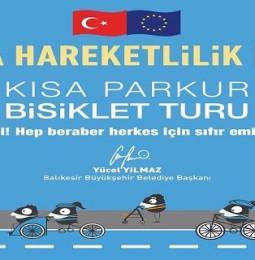 Balıkesir Avrupa Hareketlilik Haftası Bisiklet Turu – 16 Eylül 2020